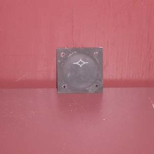 Piper Archer Instrument Blank Plate