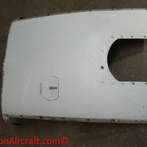 Beechcraft B58 Baron Upper Engine Cowling Assembly (Top)