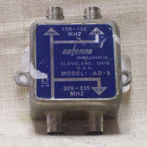 Antenna Development AD-9 Splitter