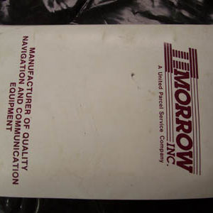 IImorrow Apollo 800 Operating Manual