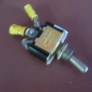 Micro Switch Co. Toggle Switch